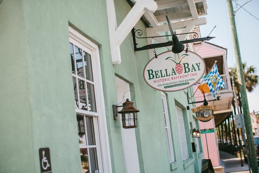 Bella Bay Inn | St. Augustine, Florida