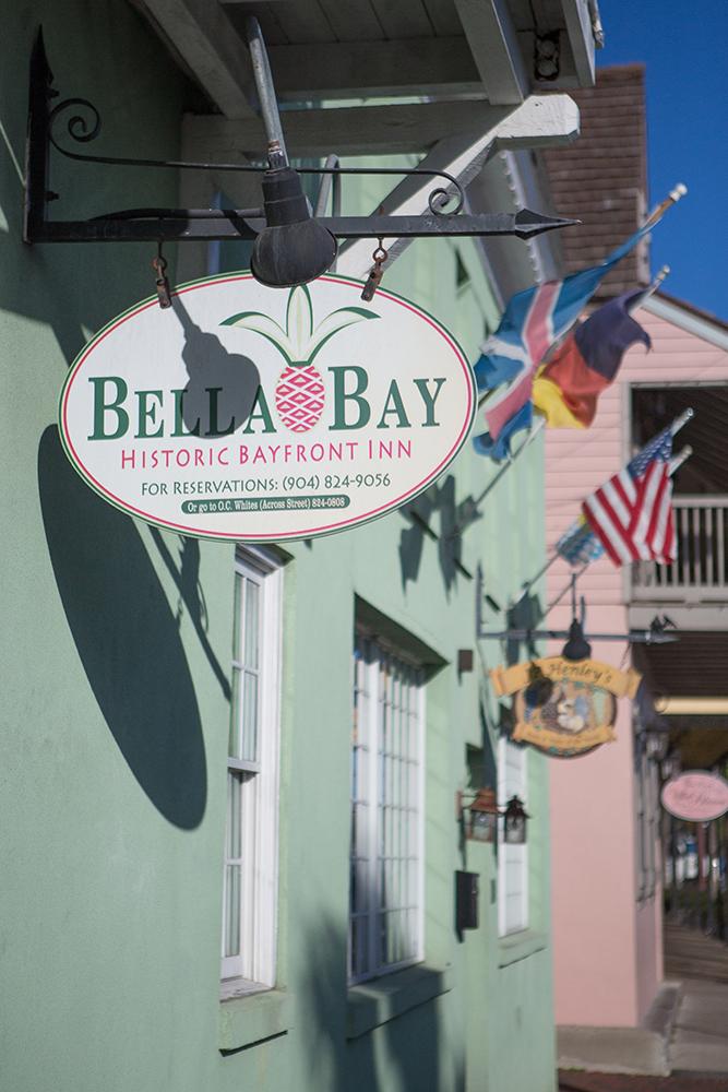 Bellabay Inn Outdoors
