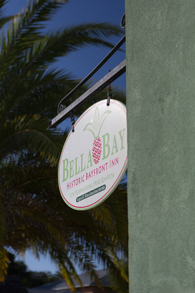 Bellabay Inn Outdoors